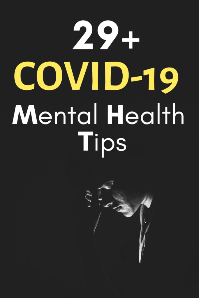 covid19 isolation mental health