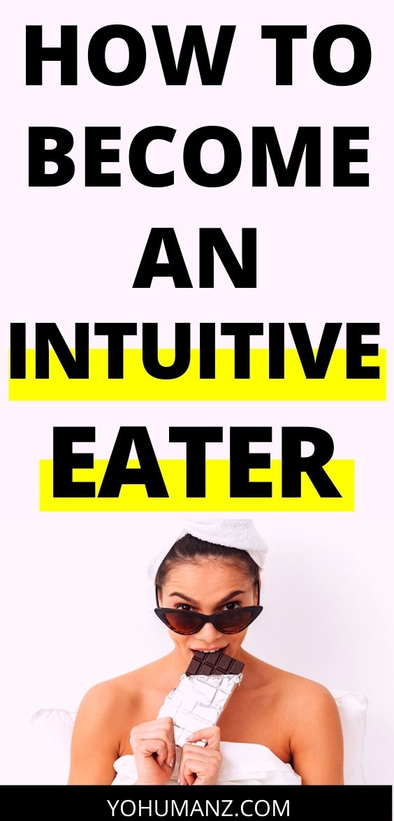 Intuitive Eating Hunger Scales