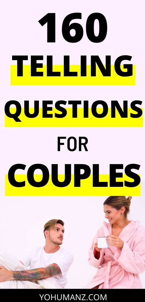 Questions For Couple