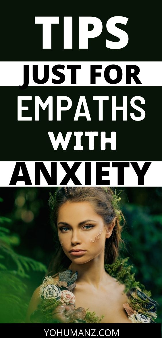 empath anxiety
