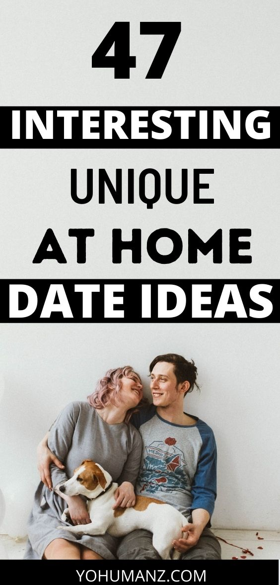 stay at home date ideas for couples pinterest