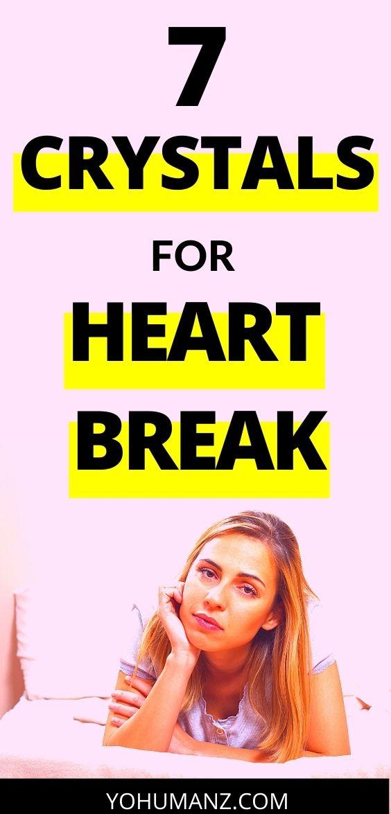 Crystals to Help with Heartbreak