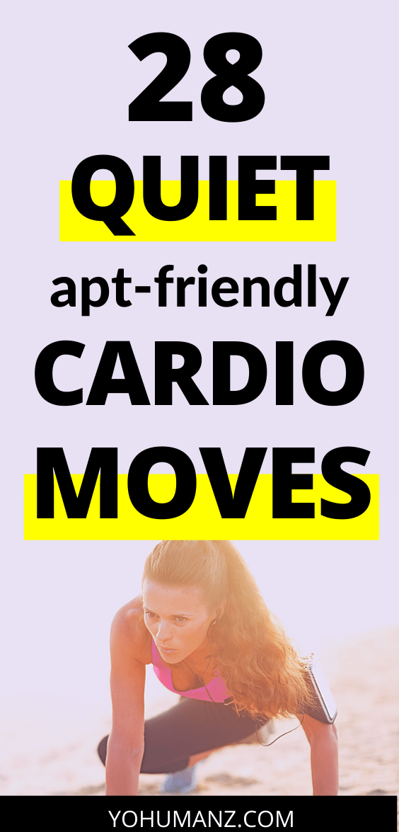 Quiet Cardio Workout