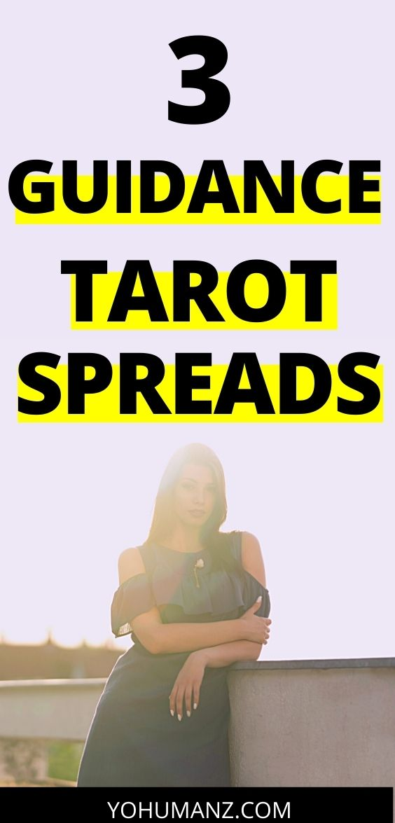 Tarot spreads for guidance