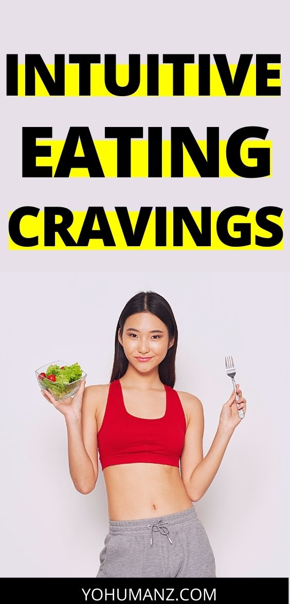 Intuitive Eating Cravings weight loss