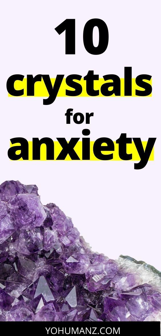 crystals for trauma anxiety
